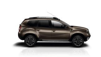 Dacia Duster EDC lateral