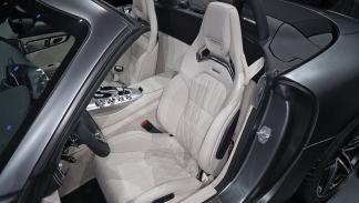 Mercedes AMG GT C Roadster asientos