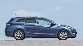 Hyundai i30 CrossWagon lateral