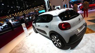 coches-más-comprables-salón-parís-2016-Citroën-C3-zaga