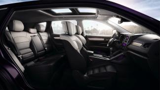 Renault Koleos Initiale Paris asientos