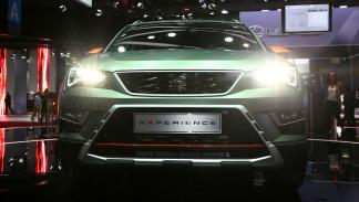 Seat Ateca X-Perience 2017 frontal