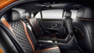 Bentley Flying Spur W12 S: ¡el lujo a 325 km/h!