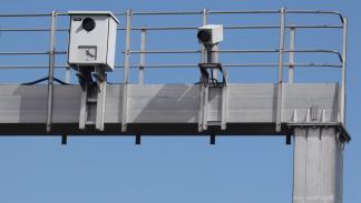 camara de n radar de tramo
