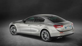 Maserati Ghibli 2017 gris