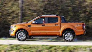 Ford Ranger Wildtrack lateral