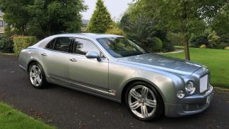 Bentley Mulsanne CEO Lister