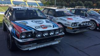 Rallylegend 2016: Lancia Delta Integrale 16V (1990)