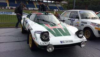 Rallylegend 2016: Lancia Stratos 24V (1976)