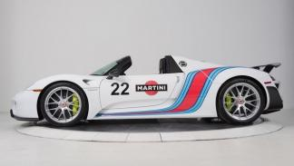 Porsche 918 Spyder Martini Racing venta