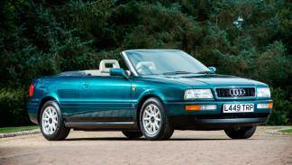 Audi Cabriolet de Lady Di