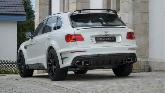 Bentley Bentayga Mansory