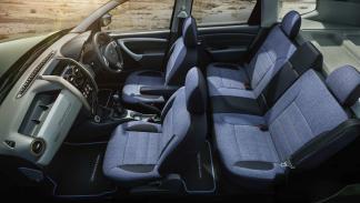 Renault Duster Adventure Edition asientos
