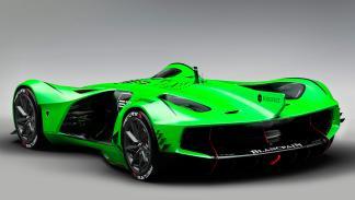 Lamborghini Spectro autónomo