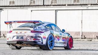 Porsche 911 GT3 RS homenaje