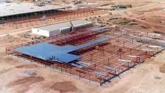 40 aniversario Ford Almussafes construcción