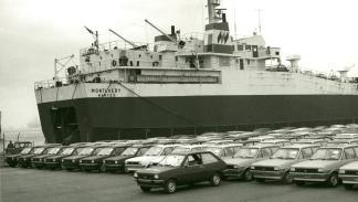 40 aniversario Ford Almussafes envío primer modelo