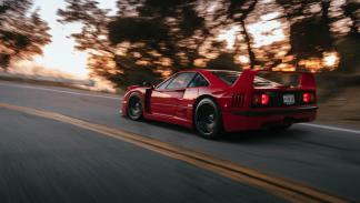 Ferrari F40 llantas HRE zaga