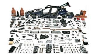 Test 100.000 BMW Serie 3 GT piezas