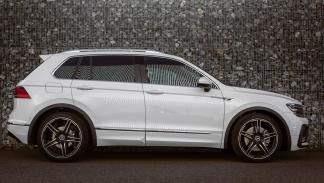 Volkswagen Tiguan ABT perfil