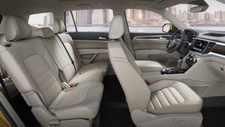Volkswagen Atlas asientos