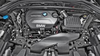 BMW X1 motor