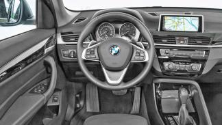 BMW X1 salpicadero