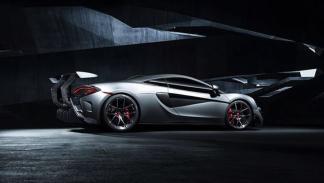 McLaren 570S Vorsteiner lateral