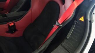 McLaren 675LT cinturón