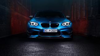 BMW M2 Coupé de AC Schnitzer morro