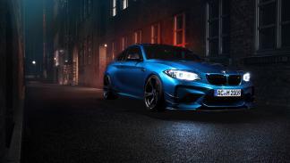 BMW M2 Coupé de AC Schnitzer delantera