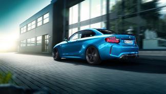 BMW M2 Coupé de AC Schnitzer zaga