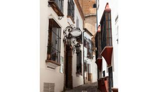 Calle de Ronda, Málaga.