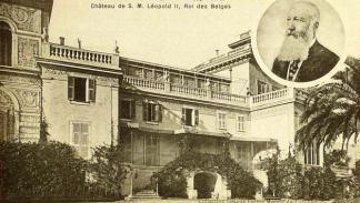 La villa del rey Leopoldo