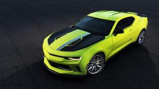 Chevrolet Camaro SEMA Show 2016