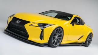 Lexus LC 500 Gordon Ting/Beyond Marketing