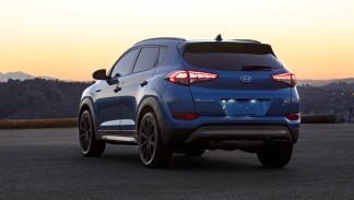 Hyundai Tucson Night zaga