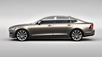 Volvo S90 Excellence lateral