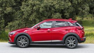 Mazda CX-3 lateral