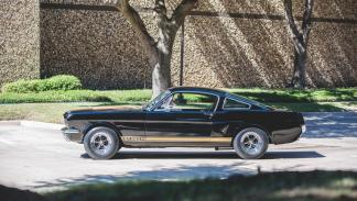 Ford Mustang GT350H Hertz lateral