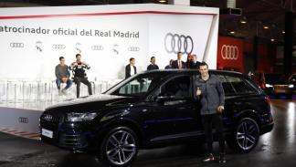Los Audi de los jugadores del Real Madrid 2016 4