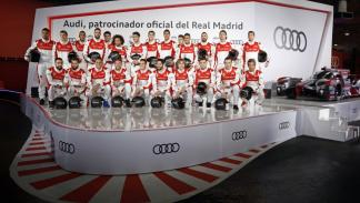 Real Madrid karting 2