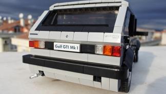 VW Golf GTI Mk1 de Lego 12
