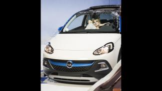 opel adam rocks calendario