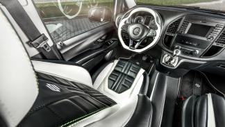 Mercedes Vito Carlex Design interior