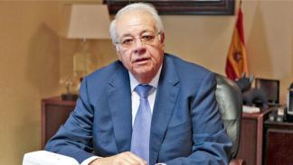 José Miguel Báez fue reelegido en enero como presidente de CNAE por octava vez c