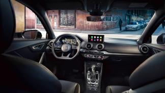 El nuevo SUV alemán cuenta con el sistema Audi Smartphone interface asociado con