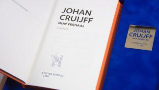 El Citroën de Johan Cruyff: las fotos