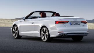 Audi A5 Cabrio 2017 zaga