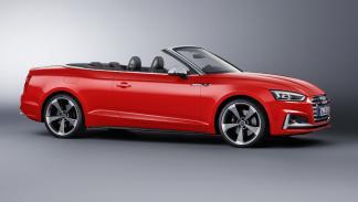 Audi S5 Cabrio 2017 lateral